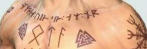 Nazis like nordic tattoos